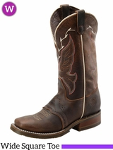 6.5B 9B 10B Women's Double-H ICE� Light Brown Frida Roper�Boots DH5310
