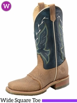 Women's Double-H ICE� Midnight Blue Roper�Boots DH5311