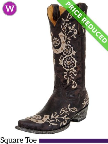 Women's Old Gringo Lucky Boots L515-4 CLEARANCE