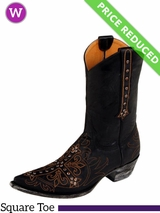 SOLD OUT 2018/11/26  7B Women's Old Gringo Milagros Boots L467-3 CLEARANCE