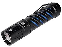 Acebeam E70-AL LED Flashlight - CREE XHP70.2 - 4600 Lumens - Uses 1 x 21700 or 1 x 18650 (not included)