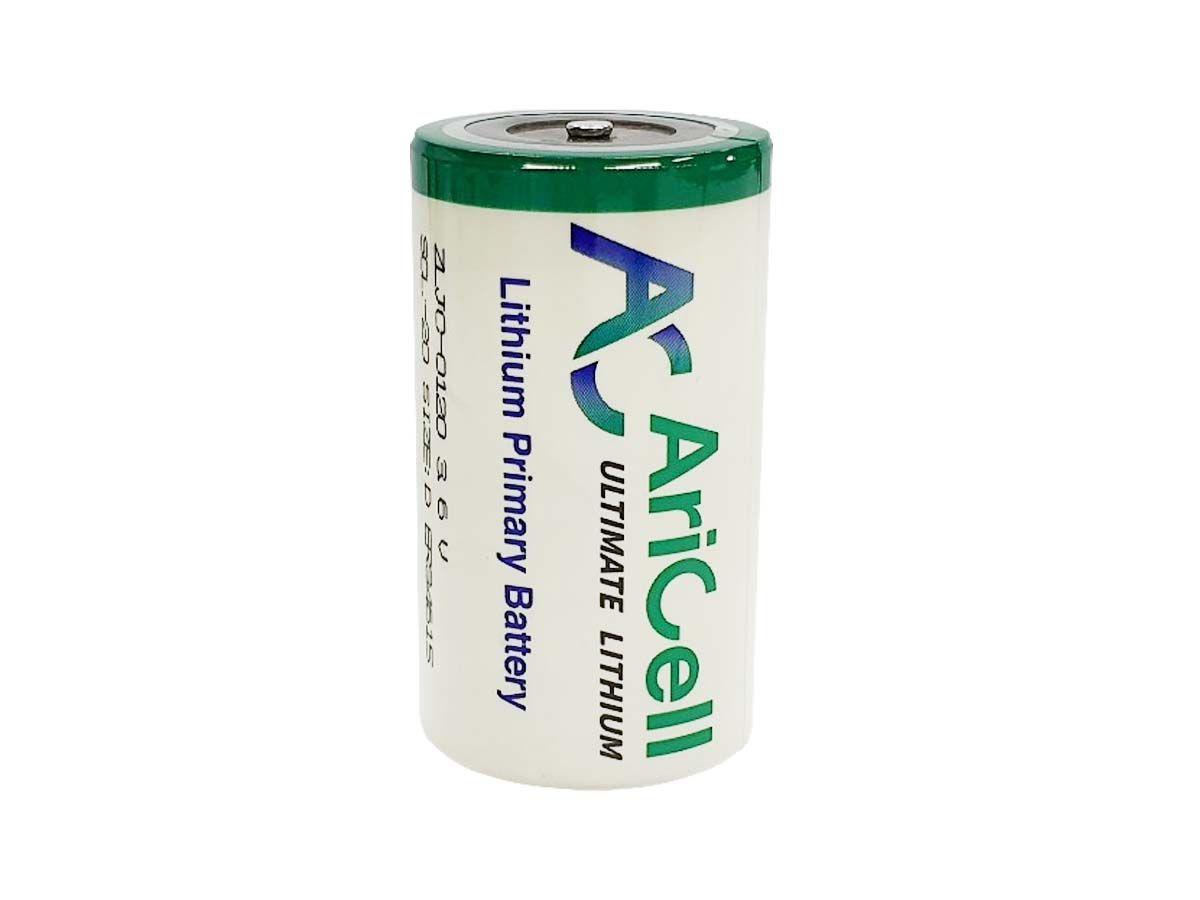 AriCell SCL-20 D ER34615 Battery with Button Top Terminal
