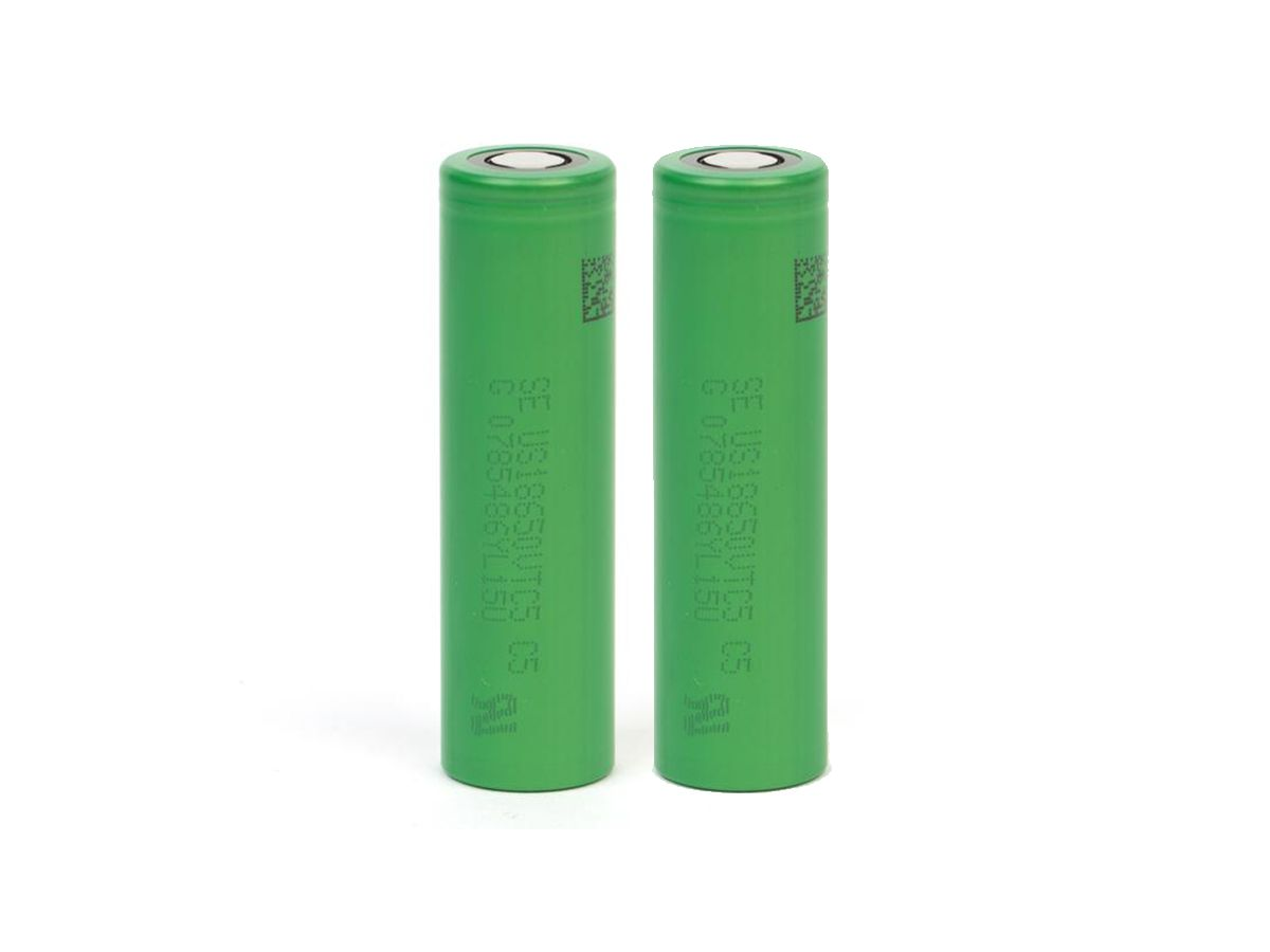 Pair of 18650 Batteries