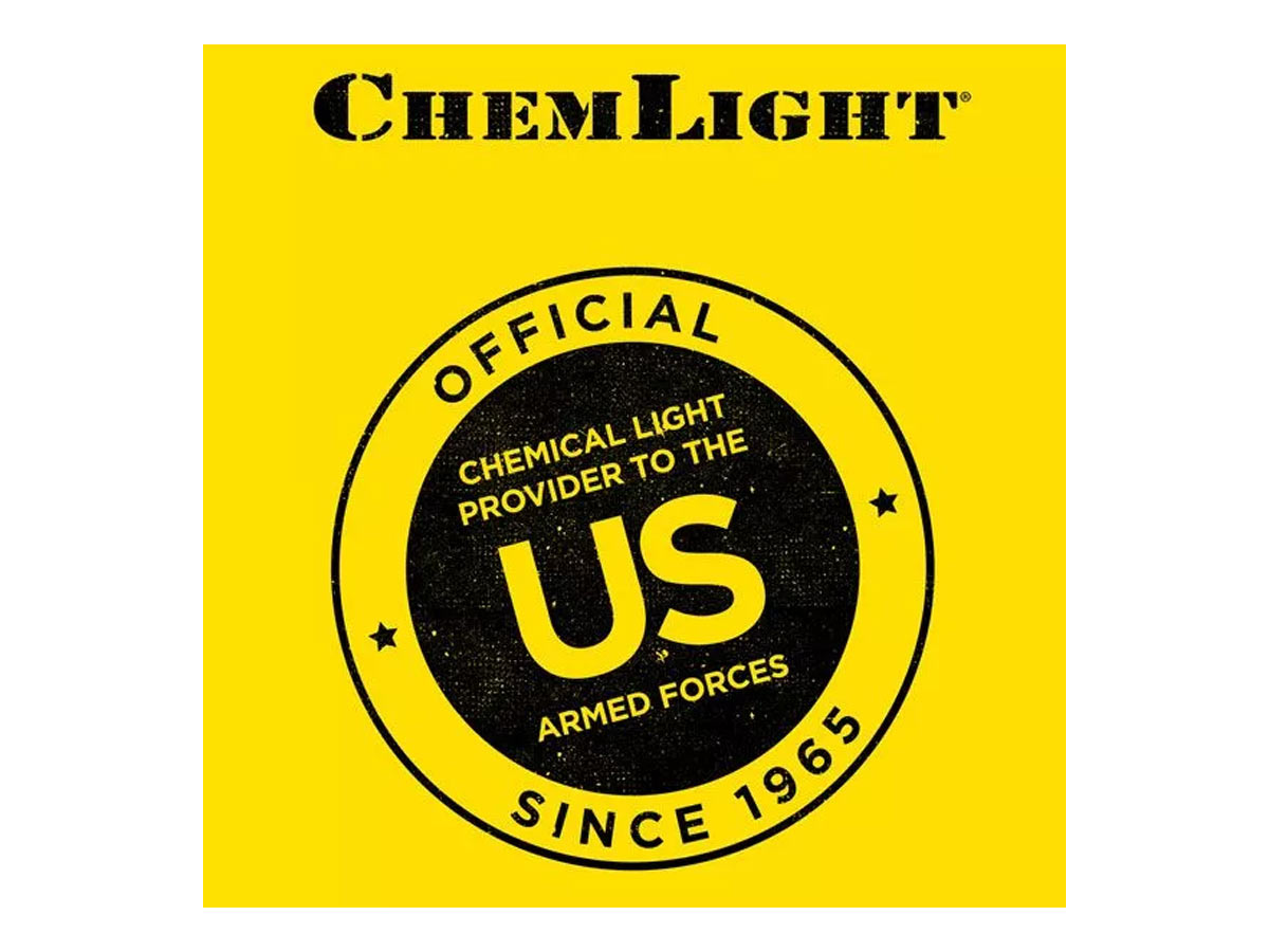 cyalume emergency lighting system stamp of approval through US armed forces