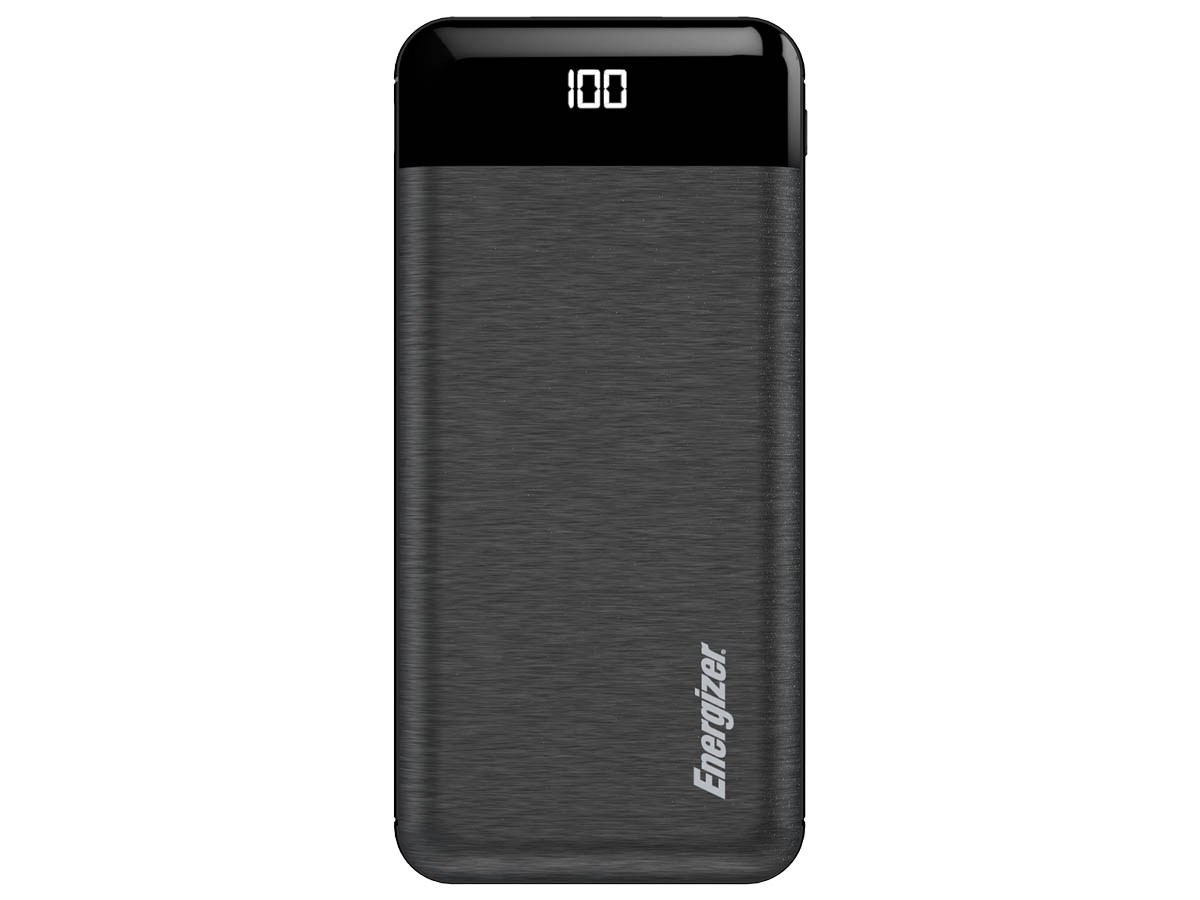 Energizer 5V 2.1A 10000mAh Power Bank Charger with LCD Screen (UE10058)