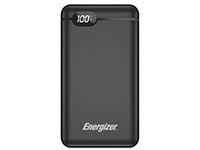 Energizer 5V 2.1A 20000mAh Power Bank Charger with LCD Screen (UE20003C)
