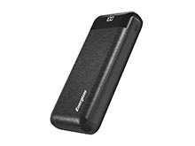 Energizer 5V 2.1A 20000mAh Power Bank Charger with LCD Screen (UE20058)