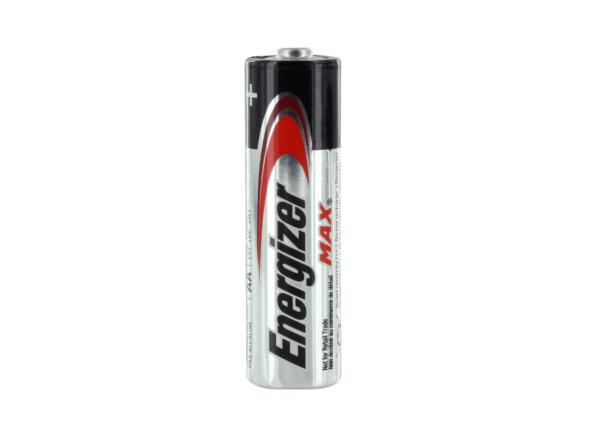 energizer max aa vertical