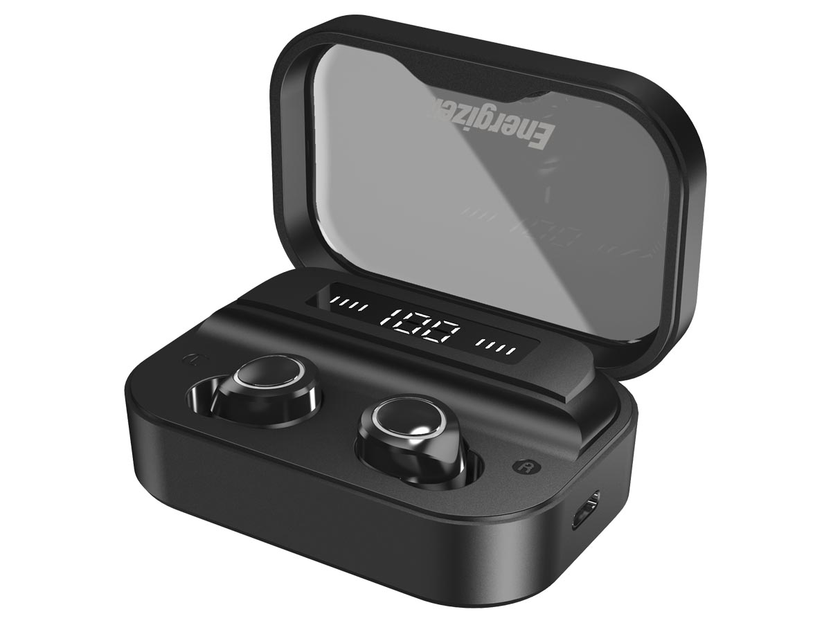 Energizer Wireless Bluetooth Earbuds with Charging Case (UB2606)