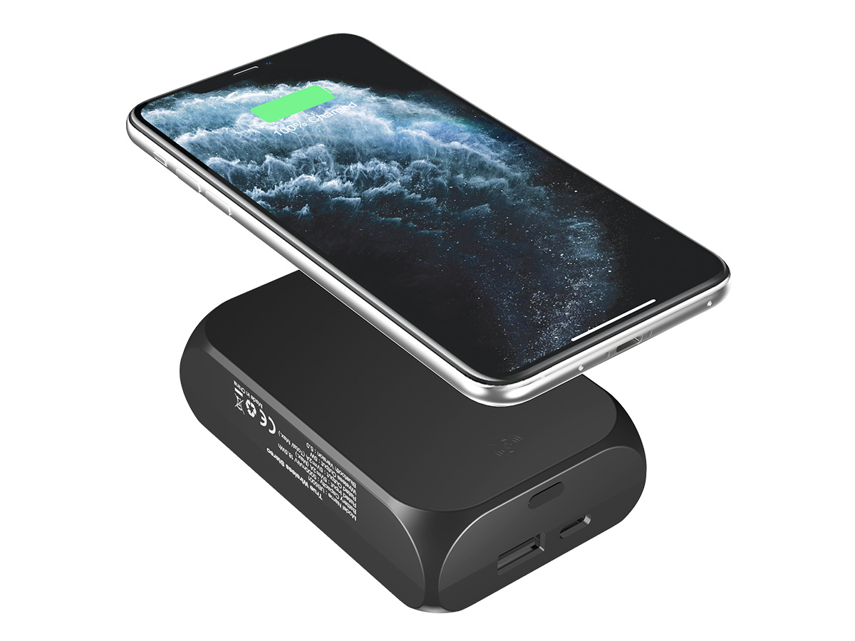 energizer ub5001 wireless charging feature