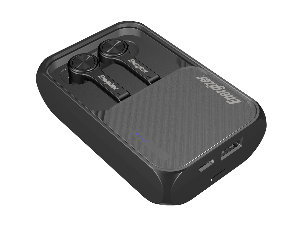 energizer ub5001 earbuds in case