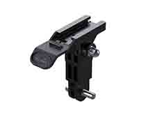 Fenix ALD-10 Bike Light Holder with GoPro Interface - Compatible with all Fenix Bike Lights