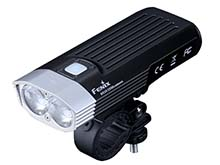 Fenix BC30R V2 Rechargeable LED Bike Light - 2200 Lumens - LUMINUS SST-40-N5 - Uses 2 x 18650