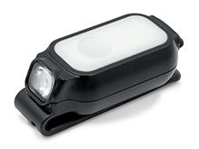 Fenix E-Lite Rechargeable LED Clip Light - 150 Lumens - MATCH CA18 - Includes Built-In Li-Poly Battery Pack