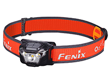 Fenix HL18R-T Rechargeable Ultralight Trail Running LED Headlamp - CREE XP-G3 S3 - 500 Lumens - Includes Li-Poly Battery Pack
