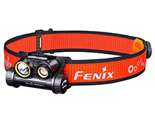 Fenix HM65R-T USB-C Rechargeable Running Headlamp - Luminus SST40 and CREE XP-G2 S3 - 1500 Lumens - Includes 1 x 18650