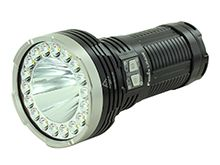 Fenix LR40R High-Performance LED Searchlight - CREE LED - 12000 Lumens - Includes 12000 mAh Li-ion Battery Pack