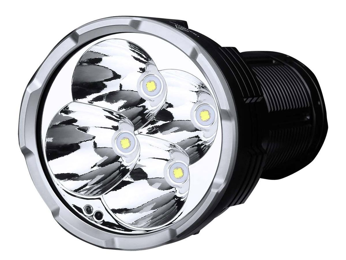 fenix lr50r LED view