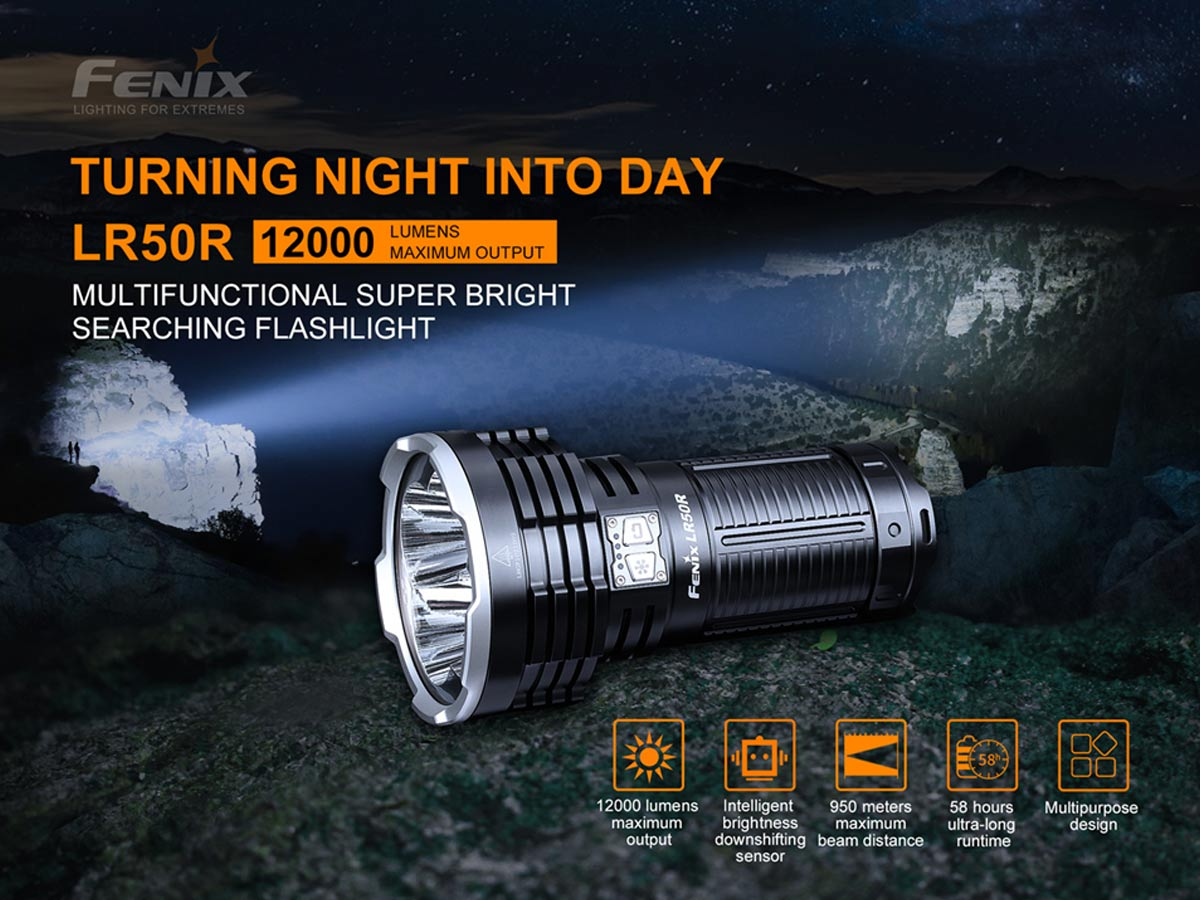 fenix manufacture slide about main features