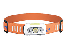 Fitorch HS1R Rechargeable LED Headlamp - CREE XPG - 200 Lumens - Includes Built-In Li-ion Battery Pack