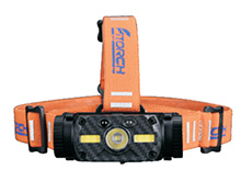 Fitorch HS2R Rechargeable LED Headlamp - CREE XML-T6 - 500 Lumens - Includes 1 x 18650