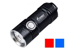 Fitorch P25 Little Fatty LED Flashlight - 4 x CREE XP-G3 - 3000 Lumens - Uses 1 x 26350 (included)
