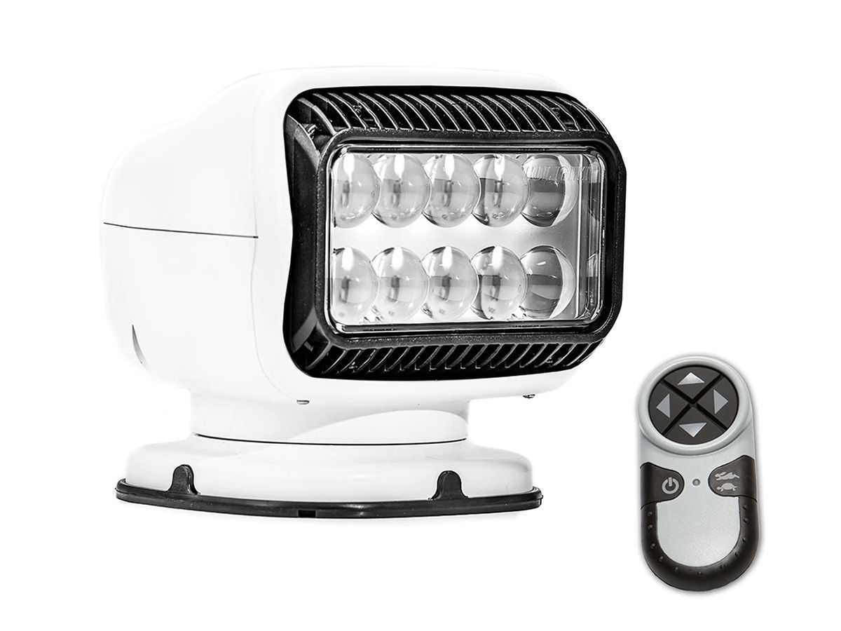 Golight Radioray light in white with remote