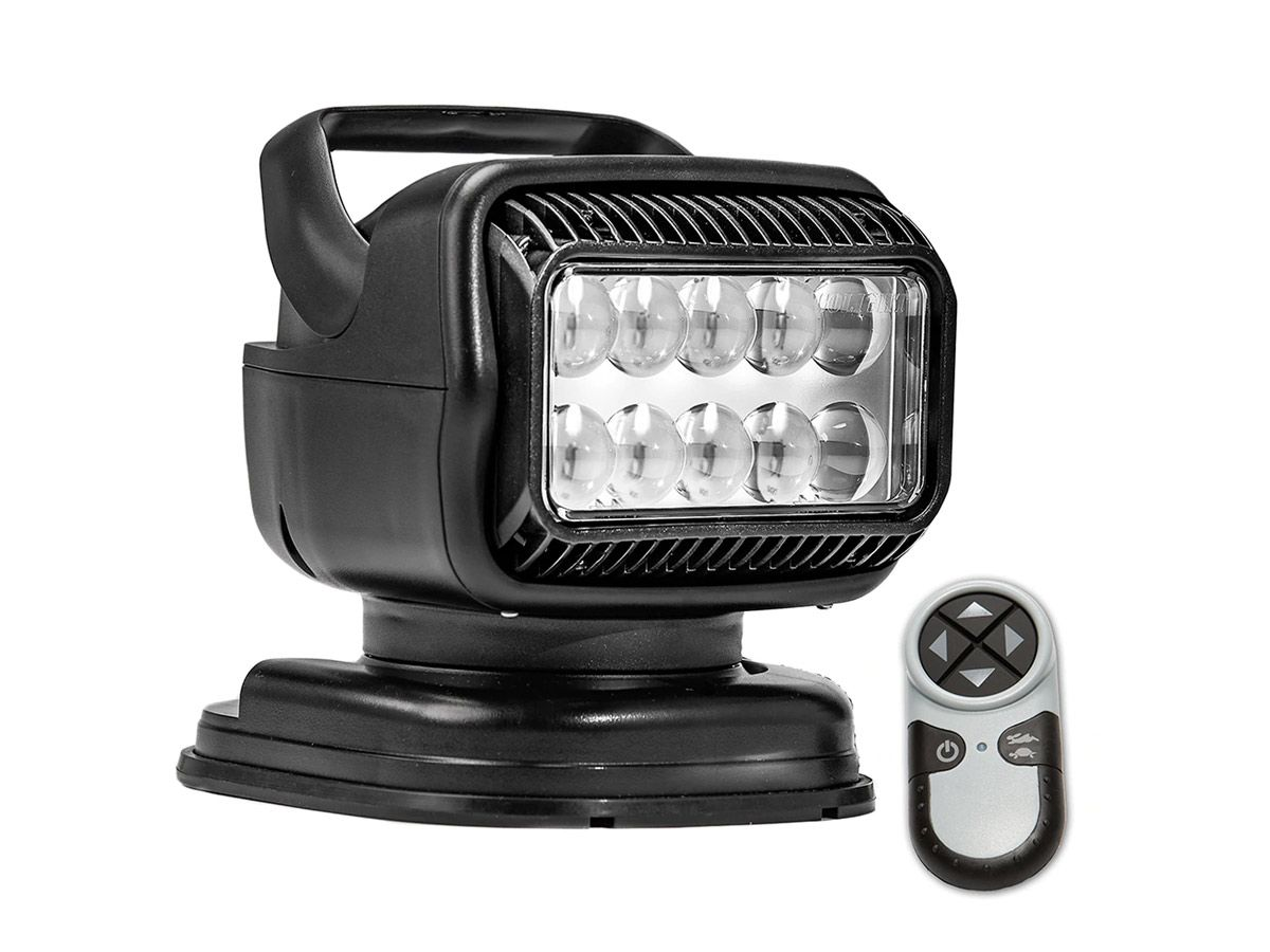 Golight gt with magnetic shoe in black