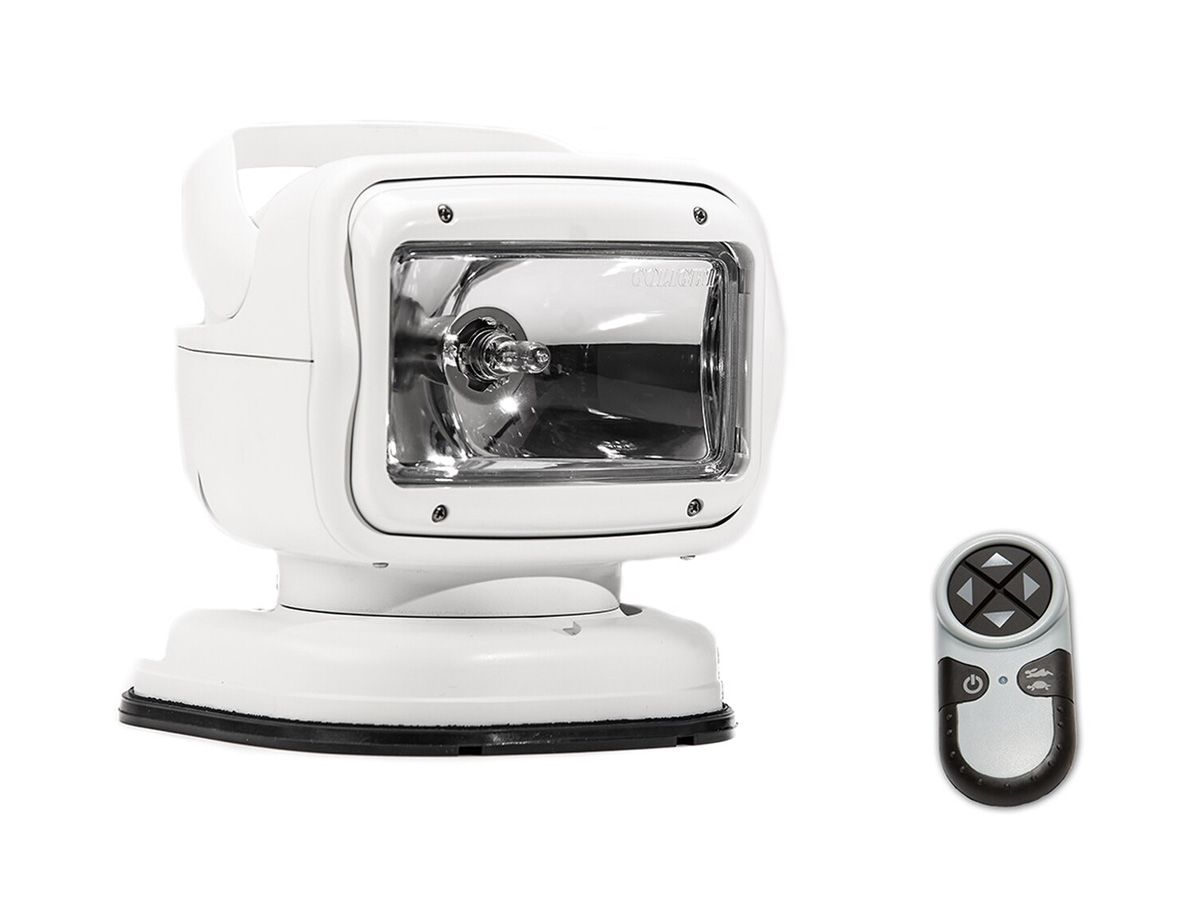 Golight Radioray light with magnetic base in white