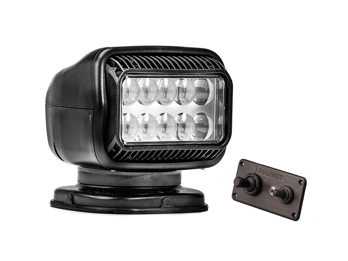 golight led permanent mount black