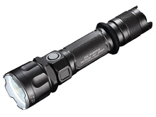 Jetbeam 3Ms Guardian USB-C Rechargeable LED Flashlight - Luminus SST70 - 2000 Lumens - Includes 1 x 21700 - Accepts 1 x 20700, 1 x 18650