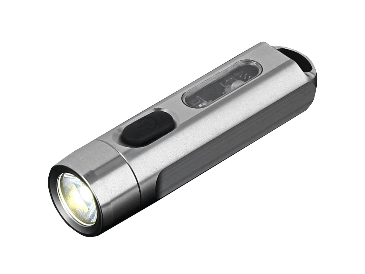 JETBeam Mini One Keychain Flashlight