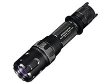 Jetbeam RRT-M2S White Laser Tactical Flashlight - 480 Lumens - Includes 1 x 5100mAh 21700 with USB-Port