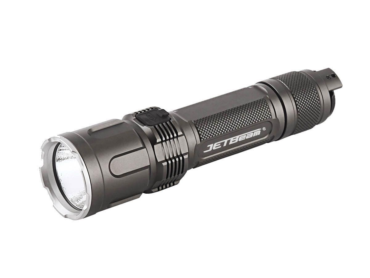 JETBeam JET-TH20 Guardian V2 Tactical Flashlight 2020