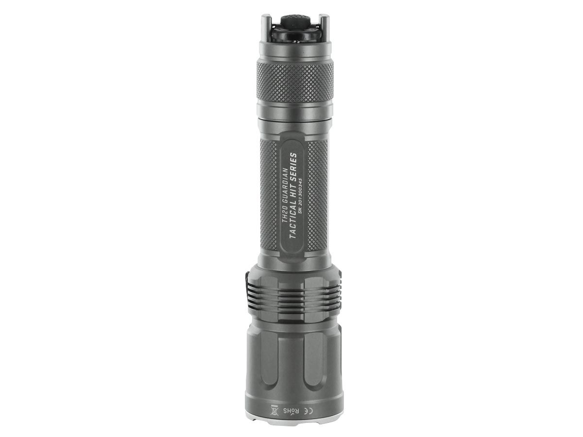 JETBeam JET-TH20 Guardian V2 Tactical Flashlight 2020 Vertical