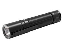 Klarus E3 USB-C Rechargeable LED Flashlight - 2200 Lumens - CREE XHP35 HD - Includes 1 x 21700