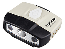 Klarus HC5 Rechargeable Clip Light - 120 Lumens - Uses Built-In 3.7V 500mAh Li-Ion Battery Pack