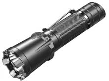 Klarus XT11GT Pro Rechargeable Tactical Flashlight - CREE XHP35 - 2200 Lumens - Uses 2 x CR123A or 1 x 18650 (Included)