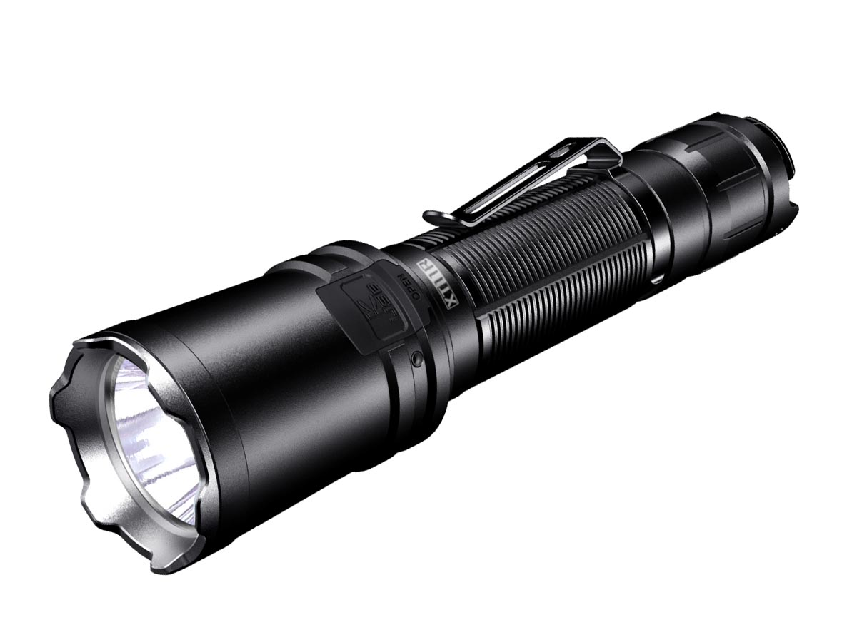 Klarus XT11R Tactical Flashlight