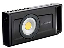 Ledlenser 502001 iF4R Rechargeable Work Light and Powerbank - 2500 Lumens - Includes Built-In Li-Ion battery Pack
