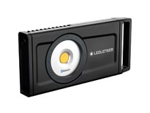 Ledlenser 502002 IF8R Bluetooth Controlled Work Light and Powerbank - 4500 Lumens - Includes Built-In Li-Ion Battery Pack