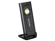 Ledlenser 502170 iF2R Rechargeable Work Light - 200 Lumens - Includes Built-In Li-Ion battery Pack