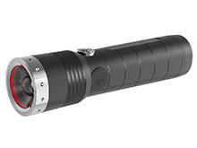 Ledlenser 880381 MT14 Rechargeable LED Flashlight - 1000 Lumens - Includes 1 x 26650