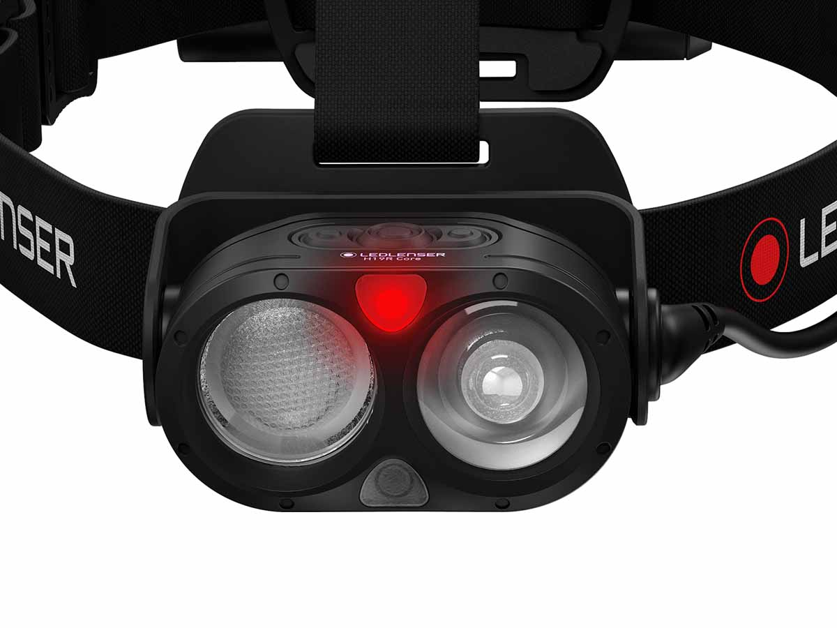 H19R core red indicator light