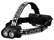 Ledlenser 880507 H19R Signature Rechargeable LED Headlamp - 4000 Lumens - Includes Built-In Li-Ion Battery Pack