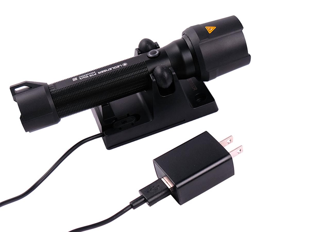 Ledlenser 880530 P7R Work Flashlight