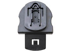 Ledlenser 880595 Helmet Mount for Euroslot Type A for PHI