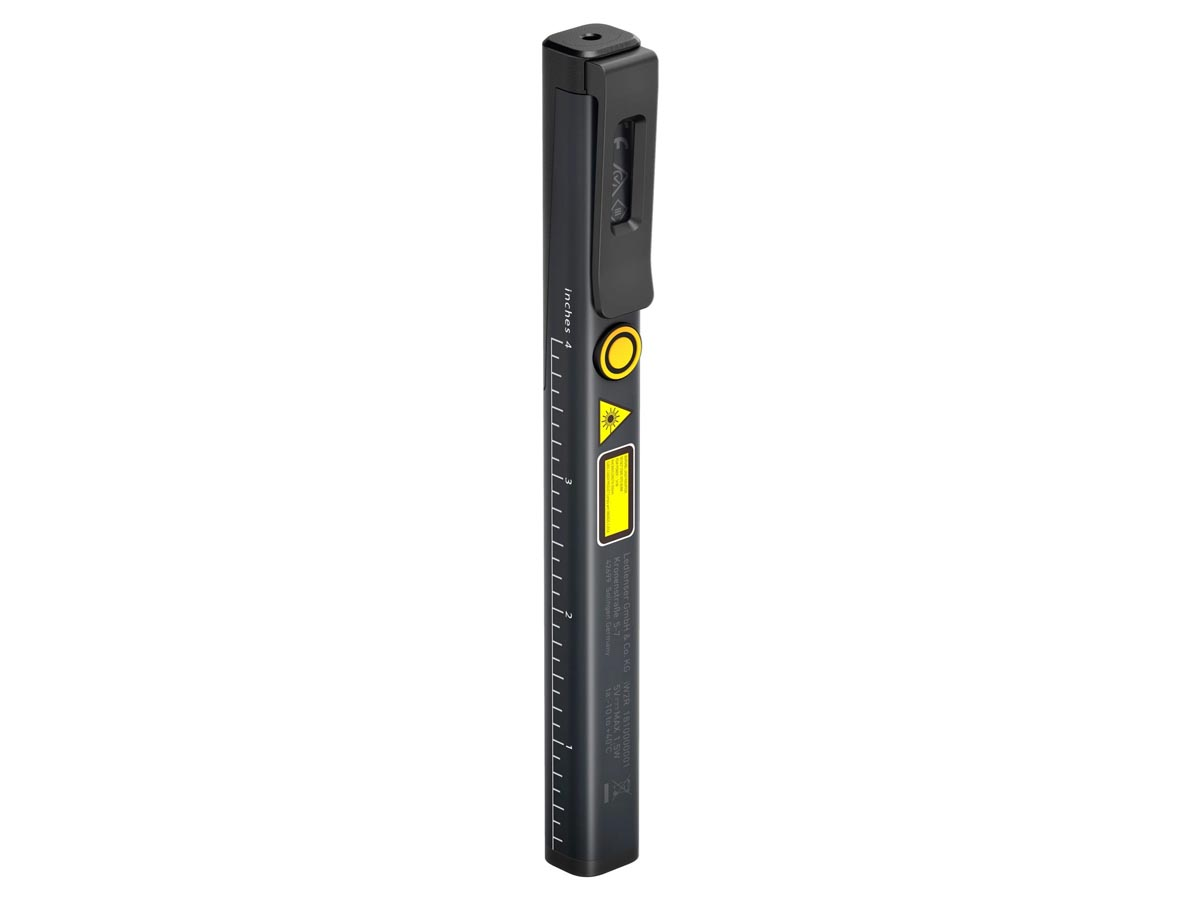 Ledlenser iW2R Flashlight - Vertical 2