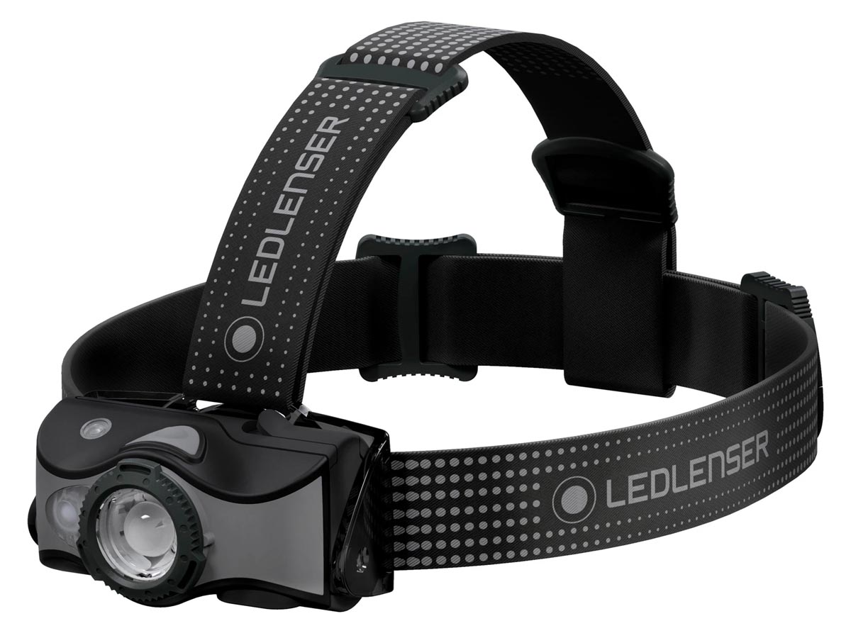 Ledlenser MH7 Headlamp - Black (880540)