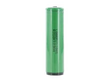 LG MJ1 INR 18650 3500mAh 3.7V High-Drain 10A Lithium Ion (Li-ion) Protected Button Top Battery - Bulk